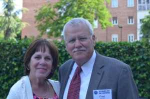 Susan and Fred Elliott
